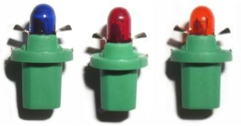 Neo Wedge Instrument Panel Bulbs
