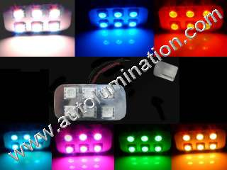 194 Color Changing Festoon Map Light Bulb