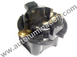T10 194 168 161 W5W PC174 PC194 Twist Lock  Socket Base Connector