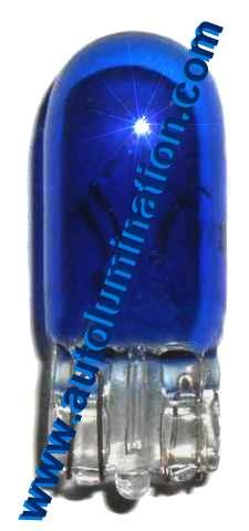 194 161 168 158 W5W 2825 Blue Bulb