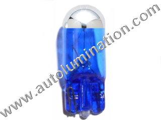 194 161 168 158 W5W 2825  Bulb Silver Vision Xenon Super White Chrome Titanium