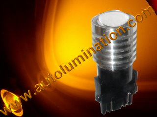 3157 3047 3057 3155 3156 3157 3157LL 3357 3454 3457 3757 4057 4114 4114LL 4114K 4157 4157LL Amber Wedge Led 5 watt cree Turn Signal Light Tail Light Bulb