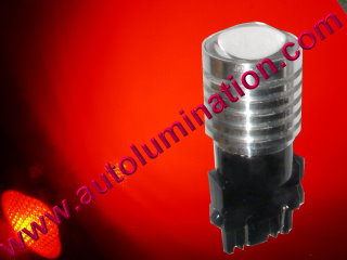 3157 3047 3057 3155 3156 3157 3157LL 3357 3454 3457 3757 4057 4114 4114LL 4114K 4157 4157LL Wedge Led 5 watt Red cree Light Tail Light Bulb