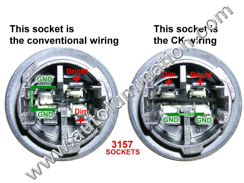 3157 light socket wiring diagram #15 3-Way Lamp Socket for Electrical Connections 3157 light socket wiring diagram