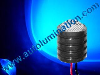 5 watt cree Led Regulated 12 volt light assembly blue