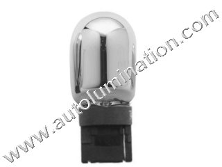 7440 Silver Vision Chrome bulb