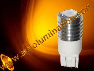 7443 W21W 7440 W215W Led 5 watt cree Amber Turn Signal Bulb