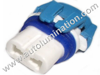 9005 P20d HB3 Female  Headlight Socket Connector Pigtail