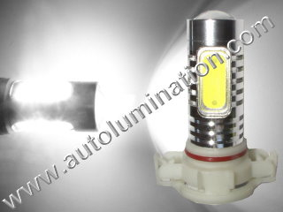 5202 H16 9009 PSX24W PSY24W 2504 5201 5301 5202 8L8Z13N021A Led DRL Fog Light Bulb   Led DRL Bulb 12 watt