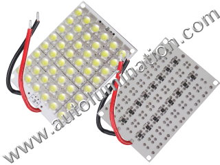 48 led Piranha Circuit  Board Panel Light