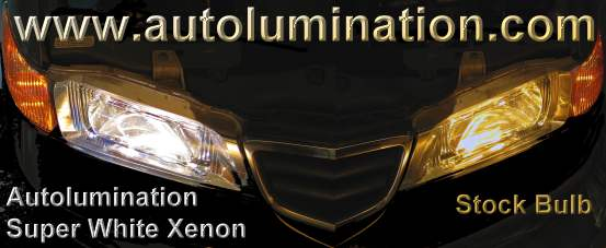 Xenon Super White Headlights superbrightbulbs