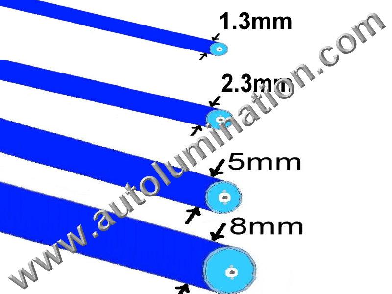 Neon KPT EL Wire Tubing