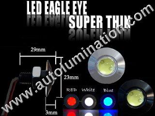 3 Watt Luxeon LED Indicator Light