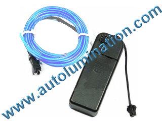 Neon Tubing With Inverter KPT RL Wire Light Blue