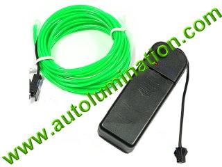 Neon Tubing With Inverter KPT RL Wire Neon Green