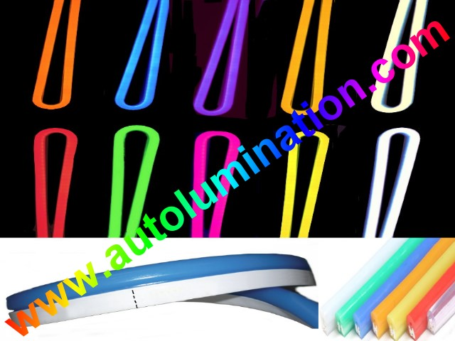 LED Flexible Neon Replacement Tubing