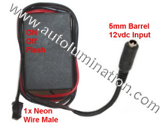 EL Wire Driver Neon Tubing