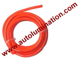 Neon KPT EL Wire Tubing Red