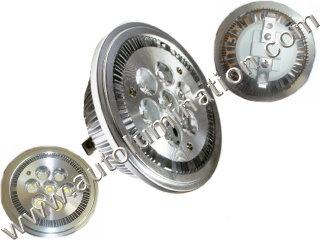 PAR36 AR111  28 Volt 24 Volt 12 Volt 14 Watt Cree 6000K 3000K Led