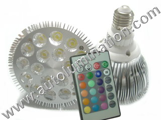 Led Color Changing PAR 38 Flood Light