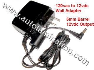 Neon Tubing 12vdc Power Adapter