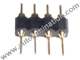 Led RGB 5 Pin Jumper Connector