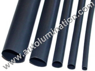 Heat Shrink Tubing PVC