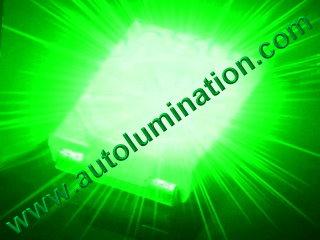 Green SMT Led