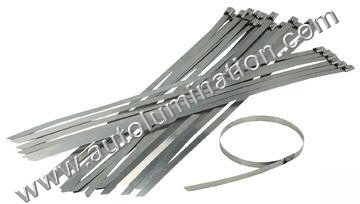 Stainless Steel Cable Zip Ties