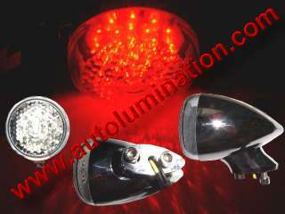 Harley Davidson Motorcycle Led Indicator Turn Signal Running Light