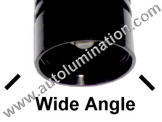 Astigmatic Wide Angle Lens Led 5 watt cree Tail Light Bulb