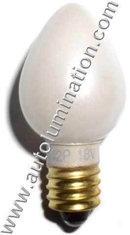 1442 Pearl E10 Base C6 Globe Lionel Street  Light  1442-300